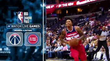 NBA App TV Spot, 'Follow Your Favorite Teams' - 627 commercial airings