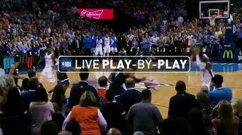NBA App TV Spot, 'Follow Your Favorite Teams' - Thumbnail 6