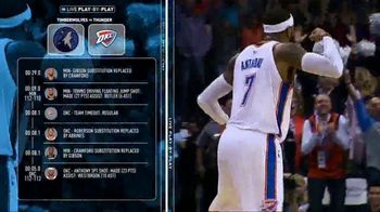 NBA App TV Spot, 'Follow Your Favorite Teams' - Thumbnail 7