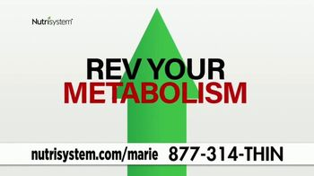 Nutrisystem Turbo 13 TV Spot, 'Rev Your Metabolism' Featuring Marie Osmond - Thumbnail 1