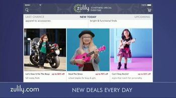 Zulily TV Spot, 'Styles for Any Attitude or Occasion' - Thumbnail 3