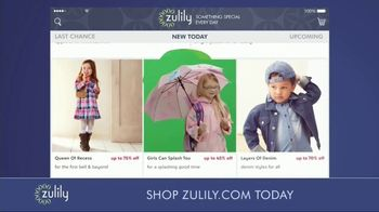 Zulily TV Spot, 'Styles for Any Attitude or Occasion' - Thumbnail 7