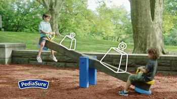 PediaSure Grow & Gain TV Spot, 'Catching Up' - Thumbnail 4