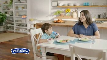 PediaSure Grow & Gain TV Spot, 'Catching Up' - Thumbnail 6