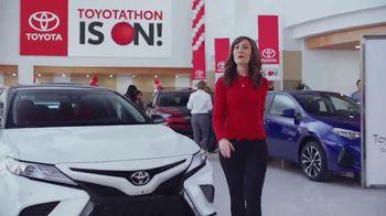 Toyota Toyotathon TV Spot, 'Year-End Savings: Safety Sense' [T1]
