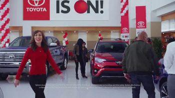 Toyota Toyotathon TV Spot, 'Year-End Savings: Safety Sense' [T1] - Thumbnail 1