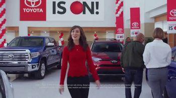 Toyota Toyotathon TV Spot, 'Year-End Savings: Safety Sense' [T1] - Thumbnail 2