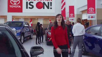 Toyota Toyotathon TV Spot, 'Year-End Savings: Safety Sense' [T1] - Thumbnail 3