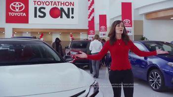 Toyota Toyotathon TV Spot, 'Year-End Savings: Safety Sense' [T1] - Thumbnail 5
