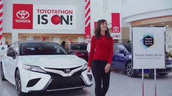 Toyota Toyotathon TV Spot, 'Year-End Savings: Safety Sense' [T1] - Thumbnail 7