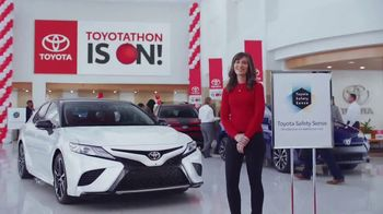 Toyota Toyotathon TV Spot, 'Year-End Savings: Safety Sense' [T1] - Thumbnail 8