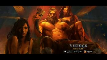 Vikings: War of Clans TV Spot, 'Chosen' - Thumbnail 1