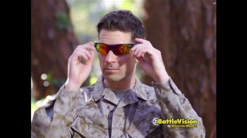 Atomic Beam BattleVision TV Spot, 'Crystal Clear Vision' Feat. Hunter Ellis - Thumbnail 5