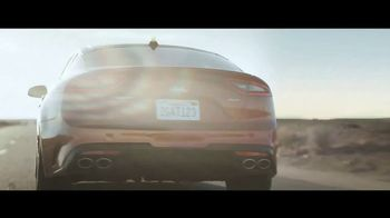 2018 Kia Stinger TV Spot, 'Change Happens and It Happens Fast' - Thumbnail 2