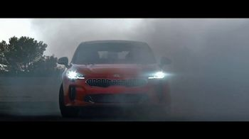2018 Kia Stinger TV Spot, 'Change Happens and It Happens Fast'