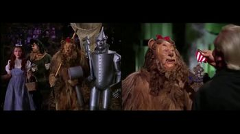 The Wizard of Oz Magic Match TV Spot, 'TNT: Triple Cross' - 4 commercial airings
