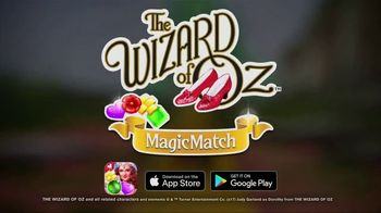 The Wizard of Oz Magic Match TV Spot, 'TNT: Triple Cross' - Thumbnail 10