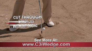 C3i Wedge TV Spot, 'Don't Get Stuck' Featuring Arron Oberholser - Thumbnail 6