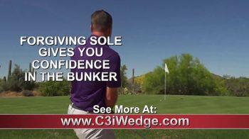C3i Wedge TV Spot, 'Don't Get Stuck' Featuring Arron Oberholser