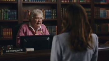 Capital One Venture TV Spot, 'Library' Featuring Jennifer Garner - Thumbnail 7