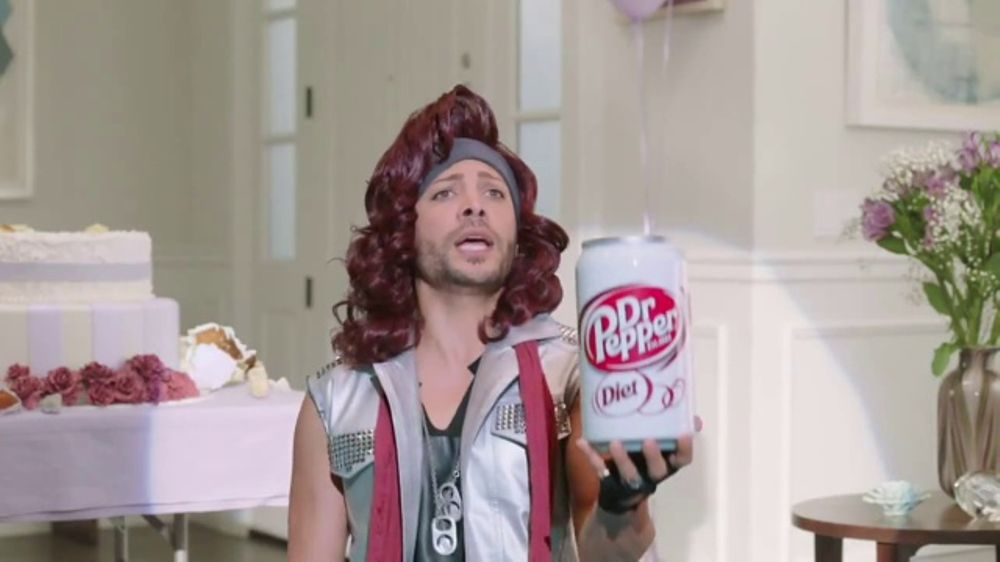 Diet Dr Pepper Tv Commercial Bridal Shower Featuring