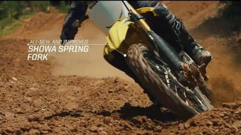 2018 Suzuki RM-Z 450 TV Spot, \'A New Era\'
