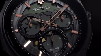 Bulova CURV TV Spot, 'The World's First Curved Chronograph Movement' - Thumbnail 3