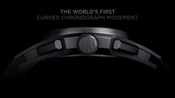 Bulova CURV TV Spot, 'The World's First Curved Chronograph Movement' - Thumbnail 7
