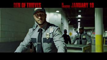 Den of Thieves - 3387 commercial airings
