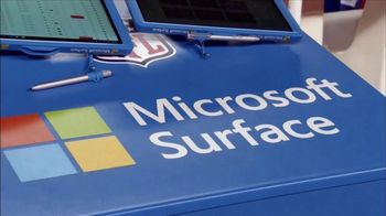 Microsoft Surface TV Spot, 'Instant Replay' - 6 commercial airings