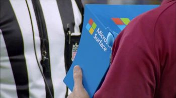 Microsoft Surface TV Spot, 'Instant Replay' - Thumbnail 9
