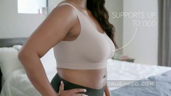 True&Co True Body Collection TV Spot, 'No Bulky Seams or Elastic' - Thumbnail 3