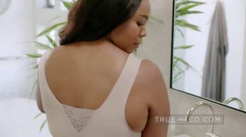 True&Co True Body Collection TV Spot, 'No Bulky Seams or Elastic' - Thumbnail 6