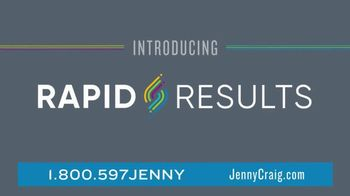 Jenny Craig Rapid Results TV Spot, 'Justin Lost 25 Lbs' - Thumbnail 3