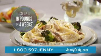 Jenny Craig Rapid Results TV Spot, 'Justin Lost 25 Lbs' - Thumbnail 4