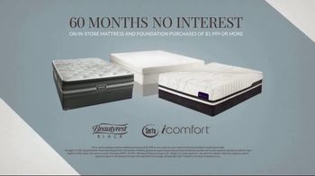 Havertys Year End Mattress Event TV Spot, 'The Right Mattress: Box Spring' - Thumbnail 4