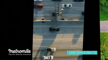 Metromile Pay-Per-Mile Car Insurance TV Spot, 'Pay-Per-Mile' - Thumbnail 2