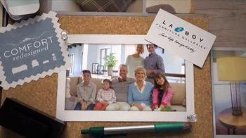 La-Z-Boy Year End Sale TV Spot, 'Family Photo' - Thumbnail 2