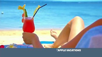 Apple Vacations End of Year Sale TV Spot, 'Time: Dominican Republic' - Thumbnail 5