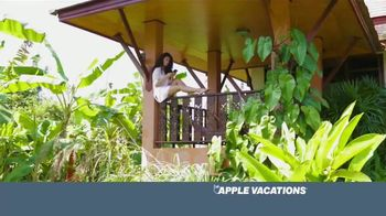 Apple Vacations End of Year Sale TV Spot, 'Time: Dominican Republic' - Thumbnail 6