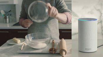 Amazon Echo TV Spot, 'Alexa Moments: Butter: Special Holiday Price' - Thumbnail 2