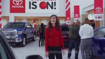 Toyota Toyotathon TV Spot, 'Year-End Savings: Safety Sense' [T2]