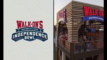 Walk-On's Bistreaux & Bar TV Spot, 'Independence Bowl' - Thumbnail 3