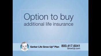 Gerber Life Insurance Grow-Up Plan TV Spot, 'Coverage for Grandchildren' - Thumbnail 4