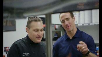 Walk-On's Bistreaux & Bar TV Spot, 'Part of a Team' Featuring Drew Brees - Thumbnail 4