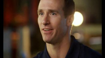 Walk-On's Bistreaux & Bar TV Spot, 'Part of a Team' Featuring Drew Brees - Thumbnail 7