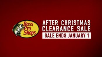 Bass Pro Shops After Christmas Clearance Sale TV Spot, 'Tracker Fishing' - Thumbnail 5