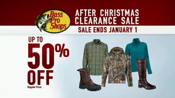 Bass Pro Shops After Christmas Clearance Sale TV Spot, 'Tracker Fishing' - Thumbnail 6