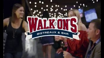 Walk-On's Bistreaux & Bar TV Spot, 'Starts From Scratch' - Thumbnail 10