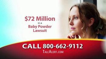 Gold Shield Group TV Spot, 'Talcum Powder Lawsuit' - Thumbnail 1